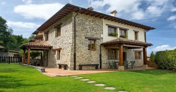 Casa de aldea llugar n villaviciosa asturias alojamiento en apartamentos rurales o - Casa de campo asturias ...