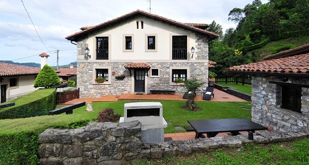 Casa de aldea llugar n villaviciosa asturias alojamiento en apartamentos rurales o - Casa rural horcajo de los montes ...