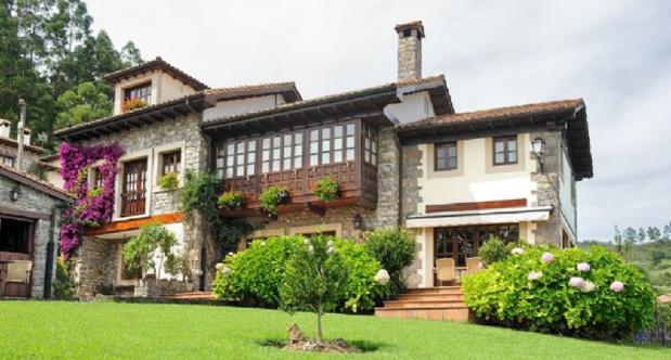 Casa de aldea llugar n villaviciosa asturias - Casa tradicional asturiana ...